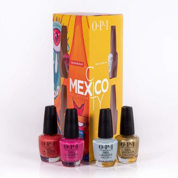 OPI Mexico City Collection Mini Gift Set 2