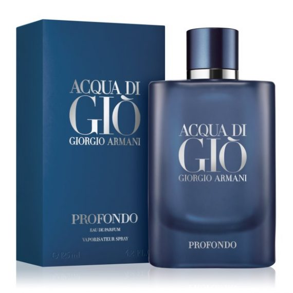 Acqua Di Gio Profondo 125ml Box