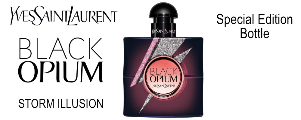 Black Opium storm Illusion Special Edition