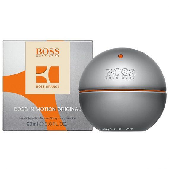 Boss In Motion Eau de Toilette