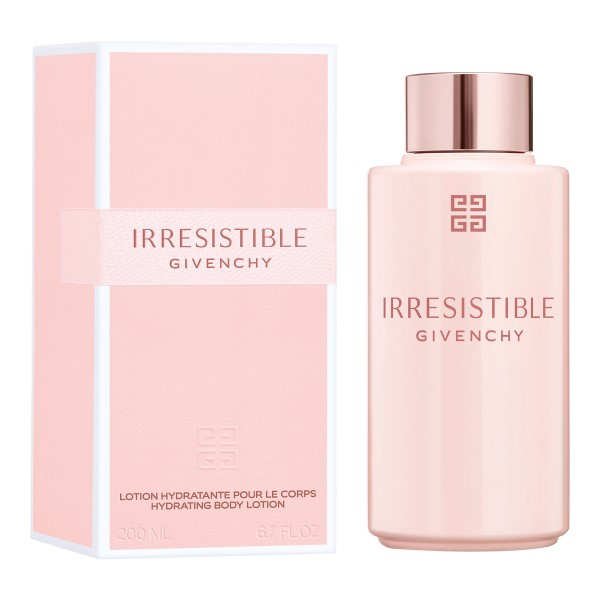Irresistible Givenchy Hydrating Body Lotion