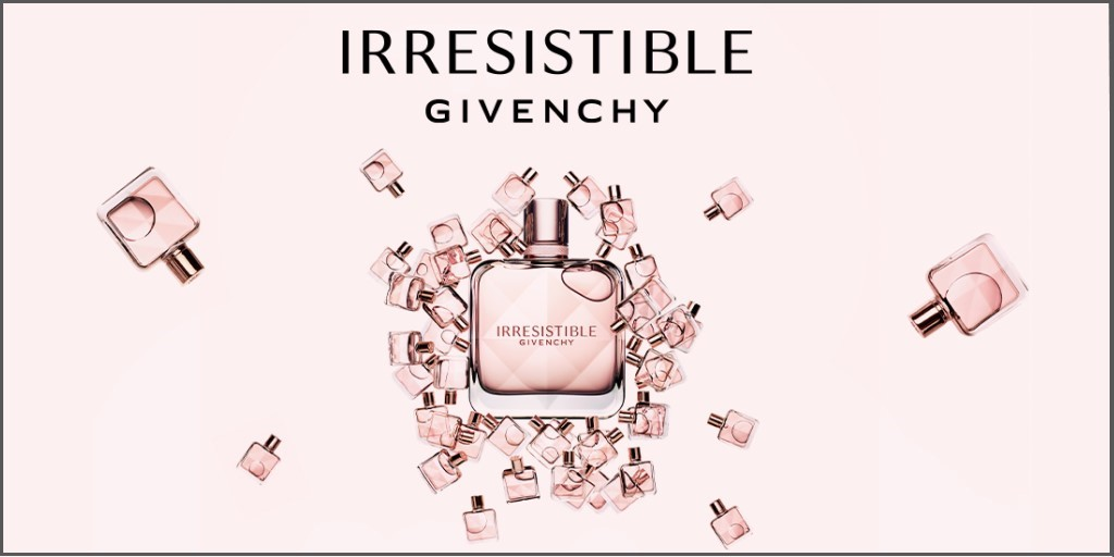 Givenchy Perfume & Aftershave | Authorised UK Perfumery | Scentstore