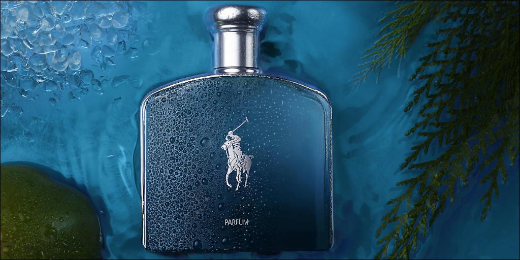 Polo Deep Blue for men