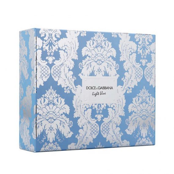 D&G Light Blue Box 2020