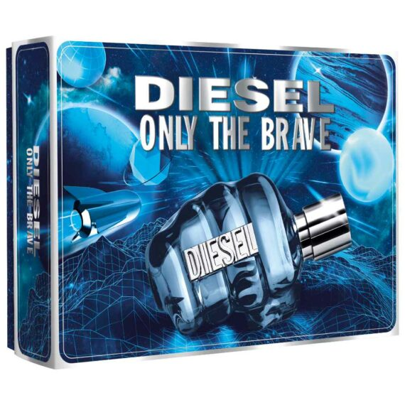 Diesel Only The Brave 50ml Gift set 2