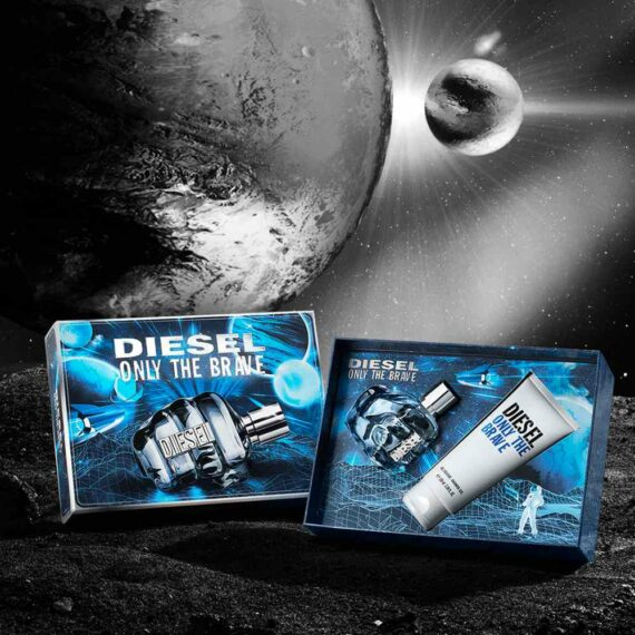 Diesel Only The Brave 50ml Gift Set 3