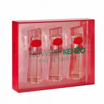Flower by Kenzo Miniature Set (inc. 3x15ml Minis) 2