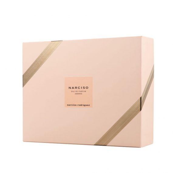 Narciso Ambree 50ml EDP Set (inc Shower Gel & Body Lotion) 2
