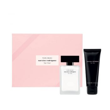 Narciso Rodriguez Pure Musc 50ml EDP Set (inc Body Lotion)