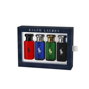 Ralph Lauren World of Polo (inc.4x30ML)