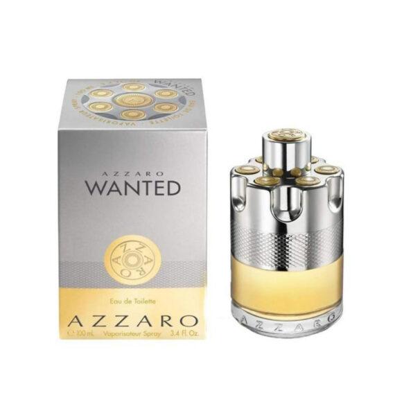 Azzaro Wanted 100ml Eau de Toillette Refill