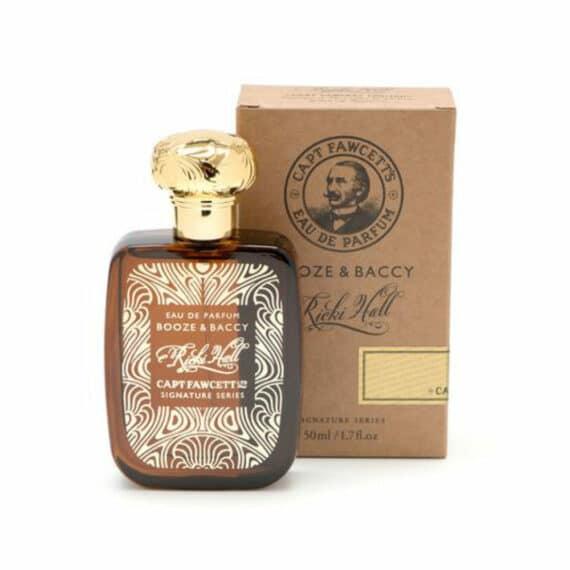 Captain Fawcett Booze & Baccy Eau de Parfum