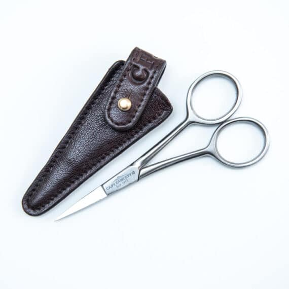 Captain Fawcett Hand-Crafted Grooming Scissors