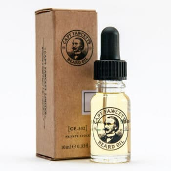 Captain Fawcett Private Stock Beard Oil