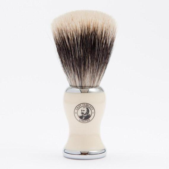 Captain Fawcett 'Super' Badger Shaving Brush