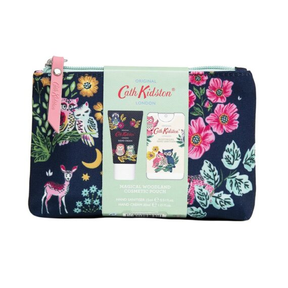 Magic Woodland Cosmetic Pouch2