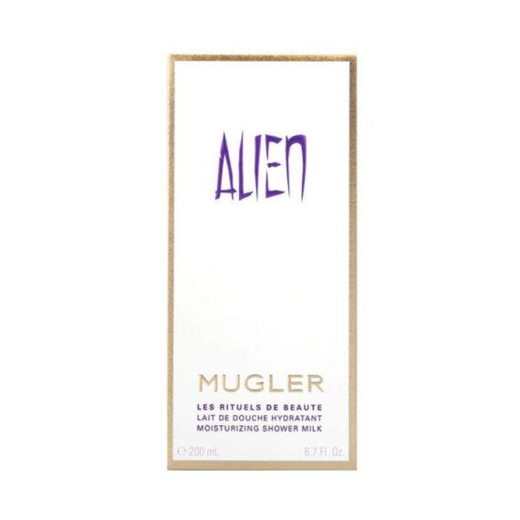 Mugler 17 Alien Shower Milk 200ml