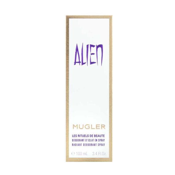Mugler 2017 Alien Deodorant Spray 100ml