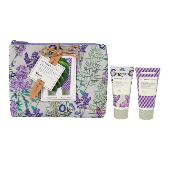 RHS Lavender Weekend Away Bag