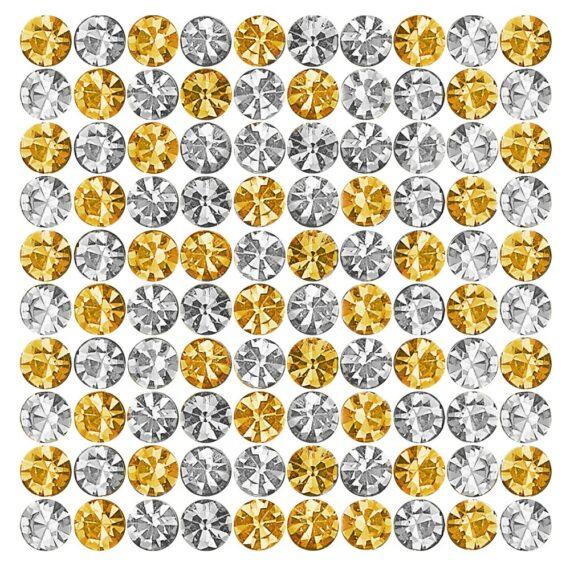 Rouge G Christmas 20 Golden Diamond Case Swatch