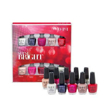 Shine Bright Collection Mini Treatment Collection x10