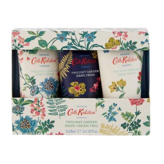Twilight Garden Hand Cream Trio
