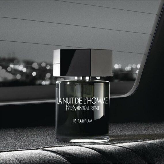 YSL Nuit Homme Parfum Ad