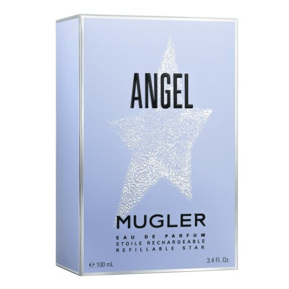 Angel Standing Refillable 100ml Box