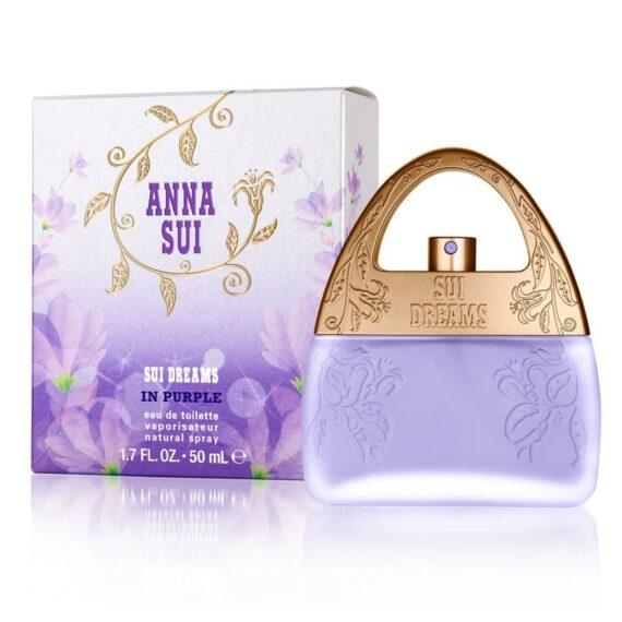 Anna Sui Purple EDT Box