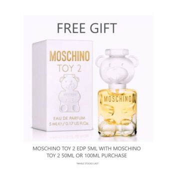 Moschino Toy2 5ml GWP Text