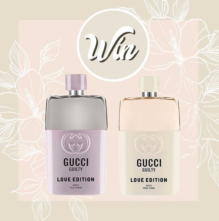 Win Gucci Guilty Competition