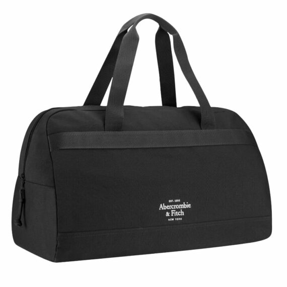 Abercrombie & Fitch Weekender Black Bag
