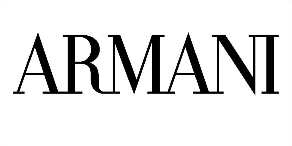Armani Logo 2021