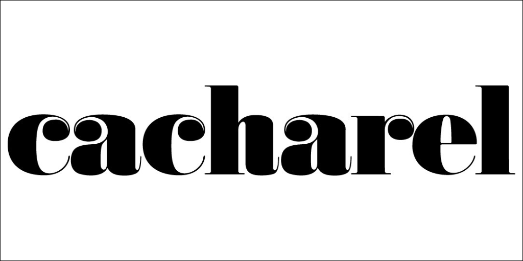Cacharel Logo 2021