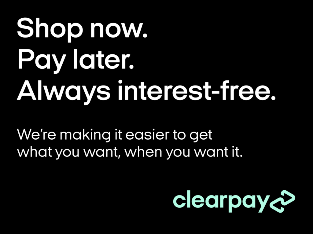 Clearpay Shop Now