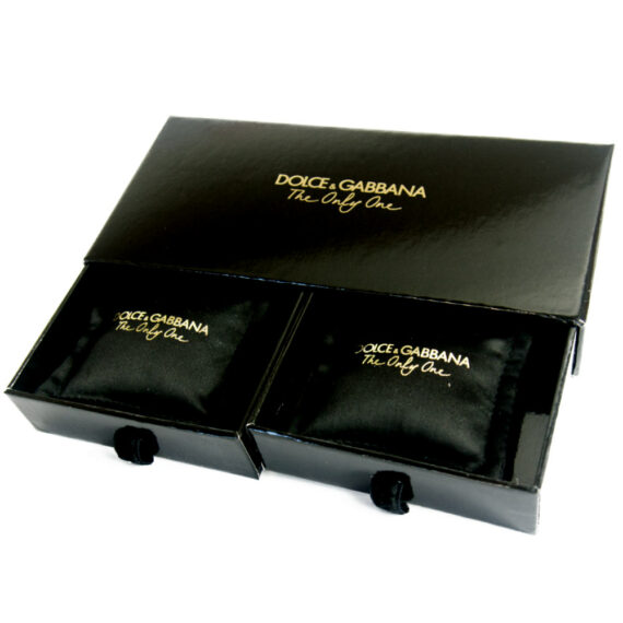 D&G The Only One Perfumable Cushions Free Gift