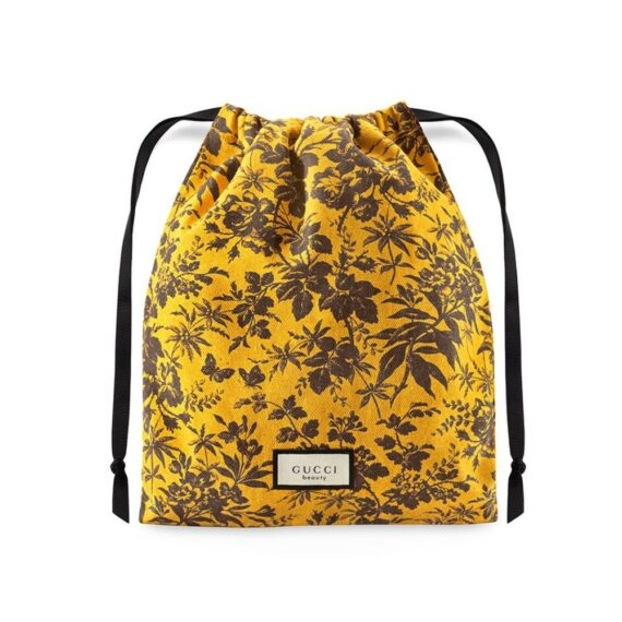 FREE GIFT Gucci Bloom Profumo di Fiori Drawstring Bag