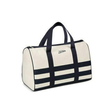 Jean Paul Gaultier Le Male White Weekend Bag