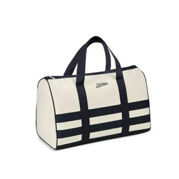 Jean Paul Gaultier Le Male White Weekend Bag