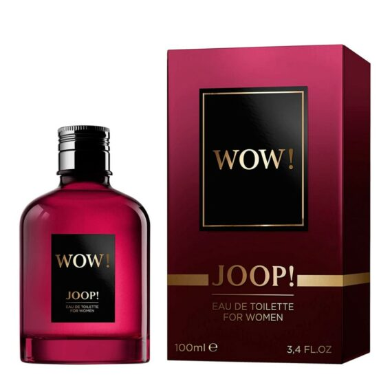 Joop Wow Women 100ml Box