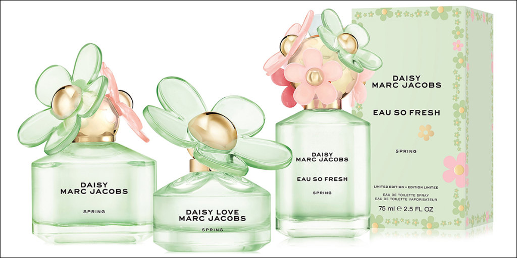 Marc Jacobs Daisy Spring Collection