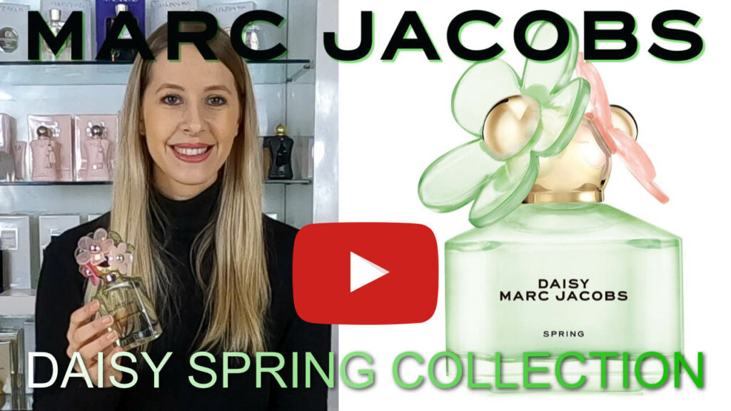 Marc Jacobs Daisy Spring YouTube Review