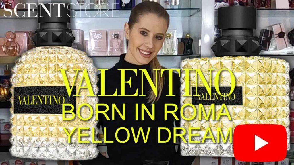 Valentino Born In Roma Yellow Dream Youtube
