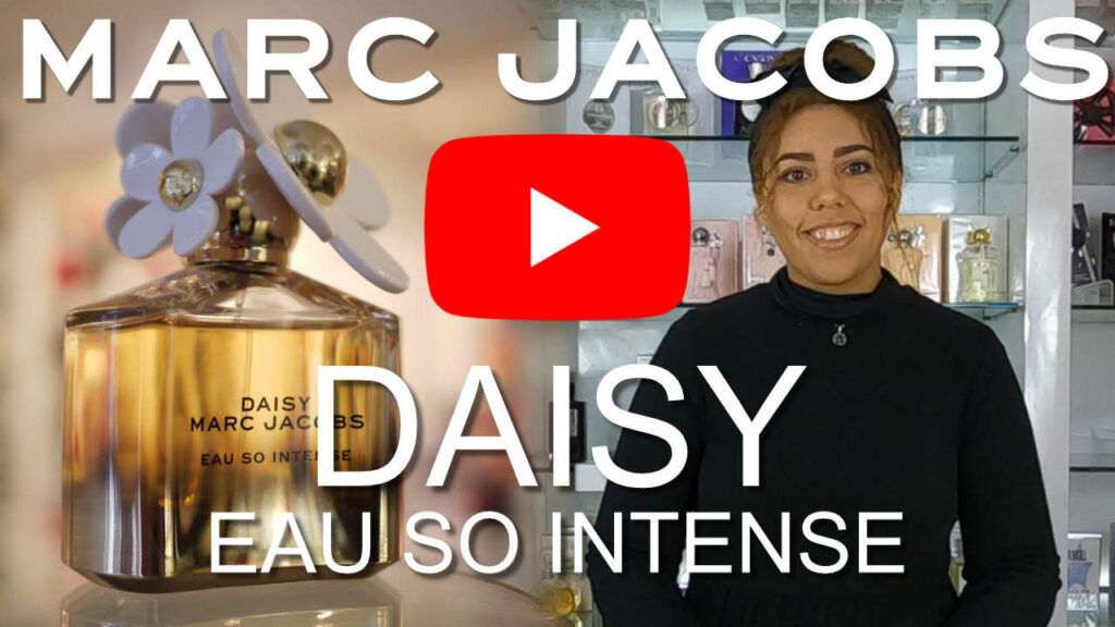 Marc Jacobs Daisy Eau So Intense Youtube Review