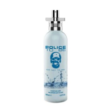 Police To Be Body Water 200ml