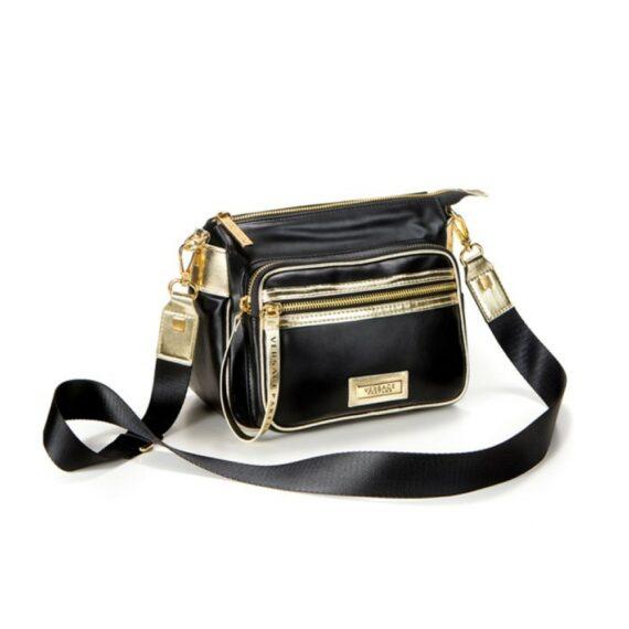 Versace Black + Gold Bag GWP