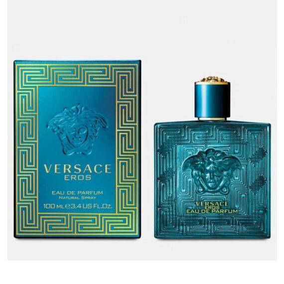Versace Eros Eau de Parfum 100 Box