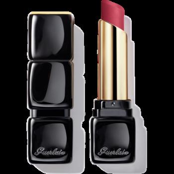 Guerlain KissKiss Tender Matte Lipstick 219 Tender Rose