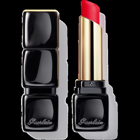 Guerlain KissKiss Tender Matte Lipstick 885 Gentle Coral