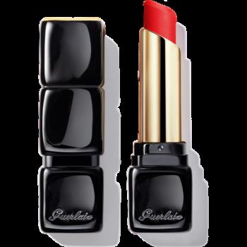 Guerlain KissKiss Tender Matte Lipstick 520 Sexy Coral